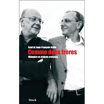 Comme deux frères. Mémoire et visions croisées (Essais - Documents)