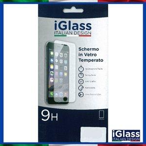 Pellicola in Vetro iGlass Huawei P10 Plus Trasparente