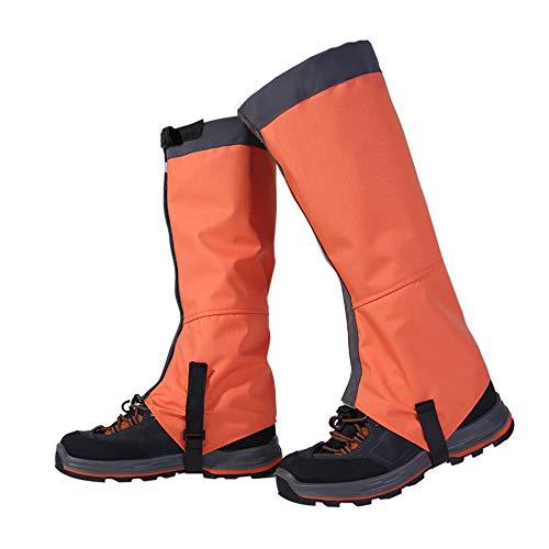 Lixada Gamaschen Frauen Männer Boot Gamasche Abdeckung Beinschutz Schutz für Skifahren Wandern Klettern