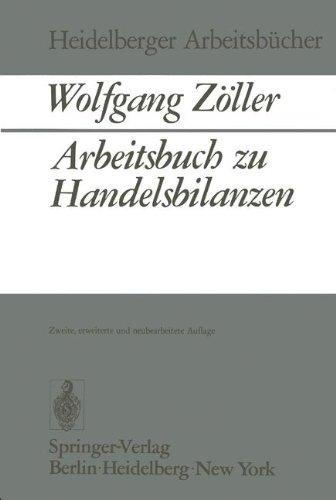 Arbeitsbuch zu Handelsbilanzen (Heidelberger Arbeitsbücher, Band 2)