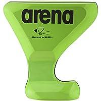 arena Swim Keel Material de Entrenamiento, Unisex Adulto, Black/Acid Lime, Talla Única
