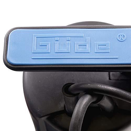 Güde GS 4002 P Schmutzwasserpumpe - 6