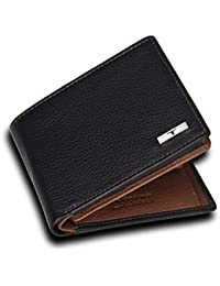 Urban Forest Kyle RFID Blocking Leather Wallet for Men