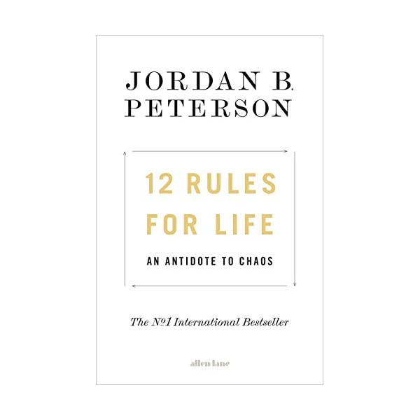 12 Rules for Life: An Antidote to Chaos 41Zd2 2BGNO9L