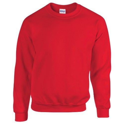 gildan-50-adult-crewneck-sweat-felpa-uomo-red-cherry-red-xx-large