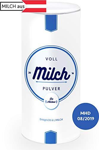 Milchpulver | MILCHEREI | Vollmilch Pulver | Regional Österreichische Qualität | 750g