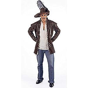 Limit Sport - Casaca-camisa y sombrero de aventurero, talla M (NC011)