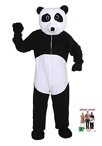 PANDA BÄR KOSTÜM FASCHING EINHEITSGRÖSSE L-XL-XXL KARNEVAL (Kostüm Panda)