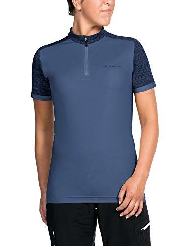 Vaude Damen Tremalzo Shirt III T, Blueberry, 40