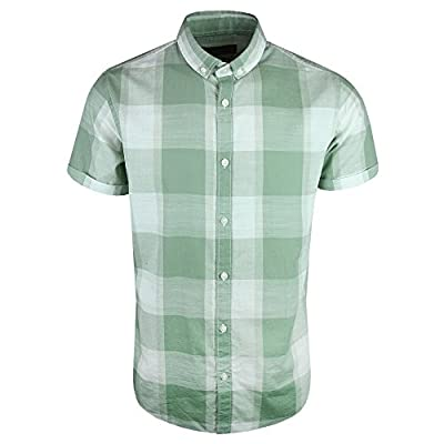 Jack & Jones Men's Jorbarney Ss Casual Shirt