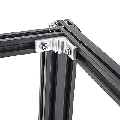 Creality 3D Ender-5 3D-Drucker mit Wiederaufnahmefunktion und Markennetzteil