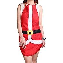 LD Weihnachten Deko Weihnachten Apron Fancy Dress Weihnachten Dress Up Weihnachtskostüm Schürze