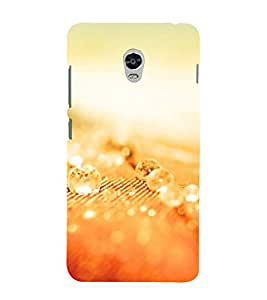 Fuson Designer Back Case Cover for Lenovo Vibe P1 :: Lenovo Vibe P1 Turbo :: Lenovo Vibe P1 Pro (Water Droplets Droplets rain Water Lights Colourful)