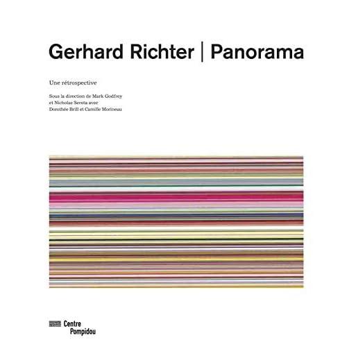 Gerhard Richter ,Panorama | catalogue de l'exposition