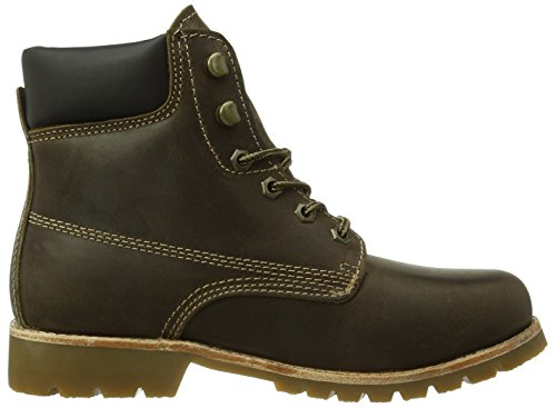 Dockers Di Gerli 331250-007520 Damen Combat Boots Grau (desert 520)