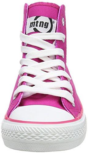 MTNG Attitude tennis - Sneakers CANVAS FINO FUCSIA