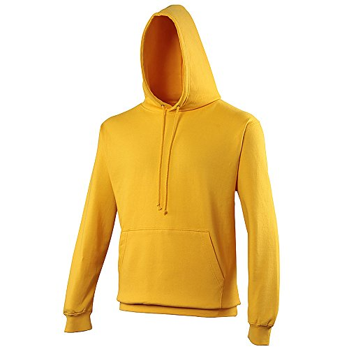 Awdis CollegeHoodie Gold