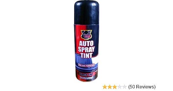 Auto Car Black Tint Spray Window Lights Smoke Dim