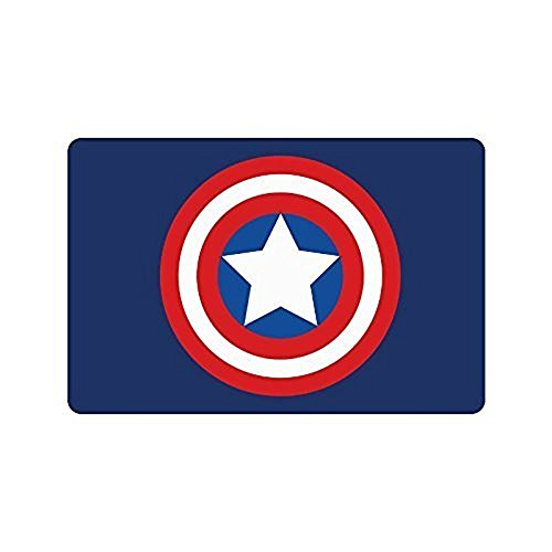 custom-machine-washable-doormat-captain-america-hield-for-indoor-outdooruse-236-x-157-inch-bathroom-