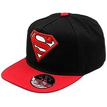 SUPERMAN DC COMICS - Gorra con Visera Plana 24a6e77ac0f
