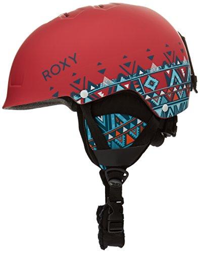 Snowboard Für Mädchen Helm (Roxy Mädchen Happyland Snowboard-Helm, Kana Stripe Legion Blue, 54)