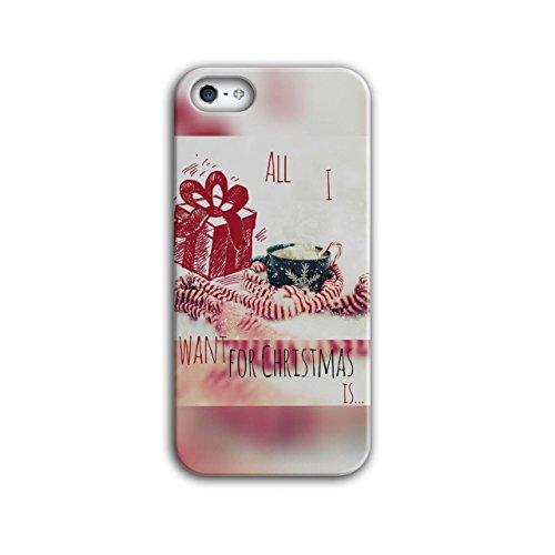 Alle ich Wollen Geschenk Weihnachten Lustig Ferien iPhone 5 / 5S Hülle | (Lustige Kostüm Ideen 80's Halloween)