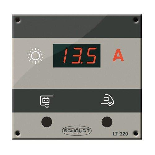 Preisvergleich Produktbild Remote Display Solar LT320 Schaudt