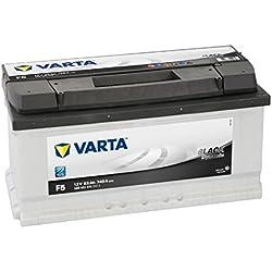 Varta Black Dynamic F5 Batterie Voitures, 12 V 88Ah 740 Amps (En)