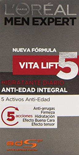 L'Oreal Paris Men Expert Hidratante Diario Anti-Edad Integral Vita Lift