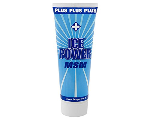 Ice Power PLUS MSM 200 ml gel per dolori muscolari