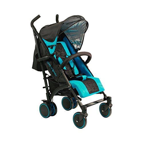 CHIC 4 BABY 306 50 Buggy Luca, light blue