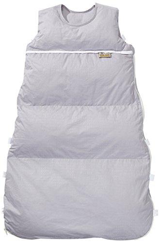 ARO Artländer 88062 Cosysan Hohlfaser-Schlafsack mit Dezenten Pünktchen, 80 - 70 cm, sand