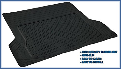 black-heavy-duty-rubber-boot-mat-liner-for-mitsubishi-lancer-sportback-08-11-camouflage-waterproof-s