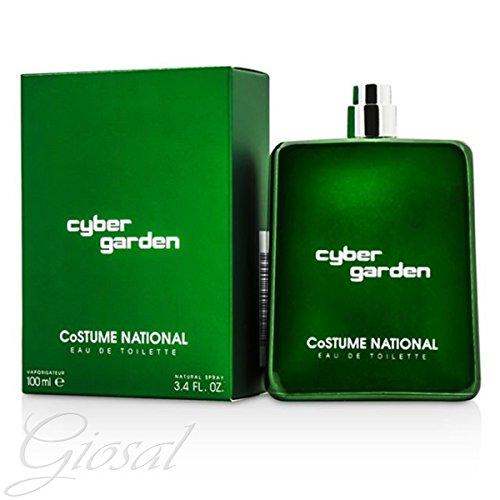 Parfüm Herren Kostüm National Cyber Garden Eau De Toilette 100ml GIOSAL 100ml
