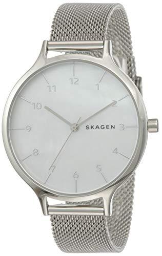 Skagen Femme Analogique Quartz Montre avec Bracelet en Acier Inoxydable SKW2701