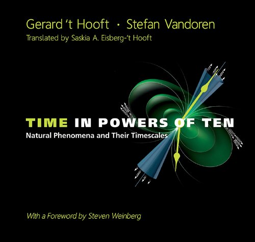 Time In Powers Of Ten: Natural Phenomena And Their Timescales por Stefan (Utrecht Univ, The Netherlands) Vandoren