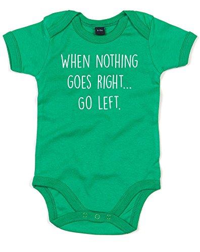 welcome-to-pawnee-impreso-bebe-crecen-verde-blanco-6-12-meses