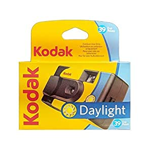 Kodak Day Light Single Use Camera with 39 Exp Poses