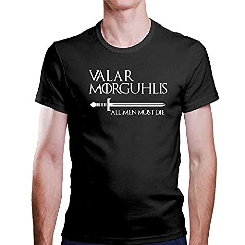 Game of Thrones / Valar Morghulis / All Men must