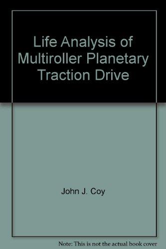 Life Analysis of Multiroller Planetary Traction Drive