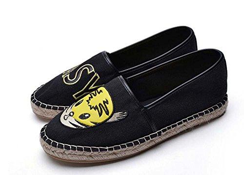 onfly-scarpe-di-tela-scarpe-casual-loafer-ragazze-confortevole-pompe-pescatore-biancheria-api-tigre-