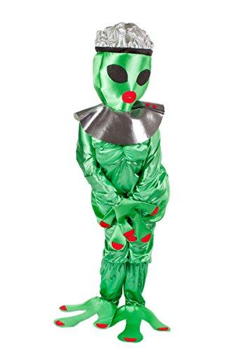 Nines d'Onil BUCHSE-Alien-Kostüm, Erwachsene, Einheitsgröße (Nine D's Kostüm)