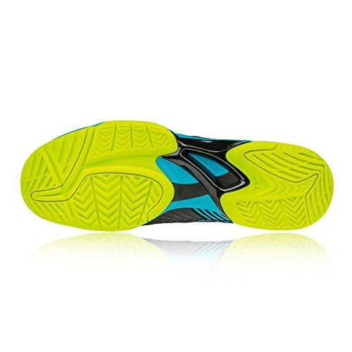 Mizuno Wave Exceed Tour AC, Chaussures de Tennis Homme Black