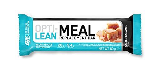 Optimum Nutrition Meal Replacement Salted Caramel Bar Sustitutivo de Comida - 12...