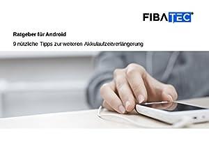 FIBAtec Ersatzakku passend für LG