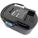 Batterie Li-Ion vhbw 4000mAh pour outils électroniques AEG BS 14 C, BS 14 X, BS14C, BS14X, BSB 14G, BSS 14. Remplace: L1430R, L1414, L1415,