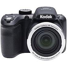 Kodak PIXPRO AZ365 16.15MP 4608 x 3456Pixeles Negro - Cámara digital (Cámara puente, 4608 x 3456 Pixeles, 3648 x 2736 2592 x 1944 2048 x 1536 640 x 480 4608 x 3072, 3:2, 4:3, 16:9, EXIF, JPG, 4,3 - 154,8 mm)