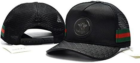 2018 Hip Hop Unisex Mesh Style Hut Kappe Snapback