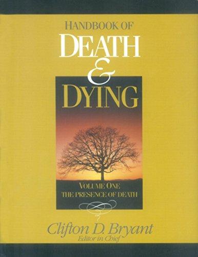 Handbook of Death and Dying PDF Online   DuaneKerri