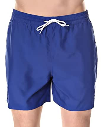 Lyle & Scott Plain Swim Shorts - Shallow End (S)